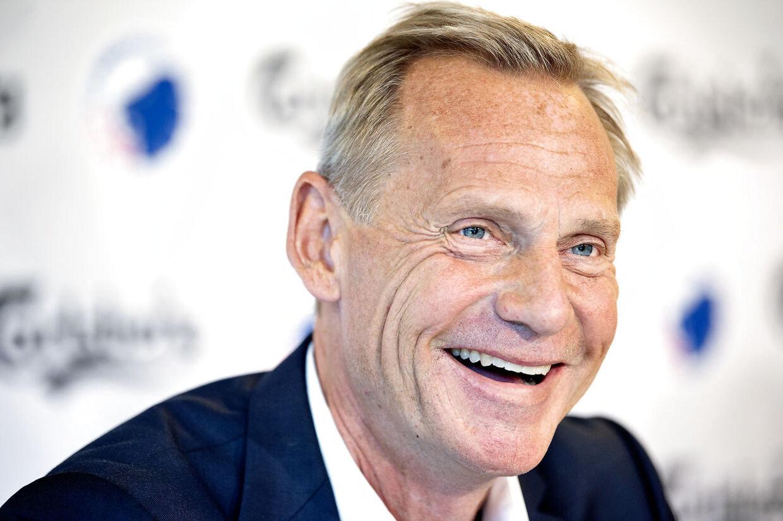 Bo Rygaard, bestyrelsesformand i FC København.