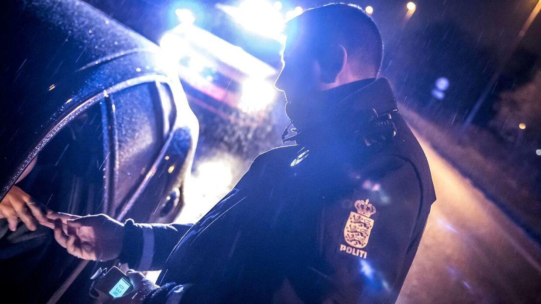Politi i hele landet holder i denne uge ekstra godt øje med bilister, der er uopmærksomme i trafikken.