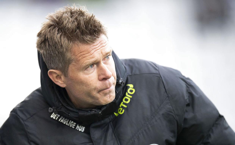FC Midtjyllands cheftræner Kenneth Andersen.