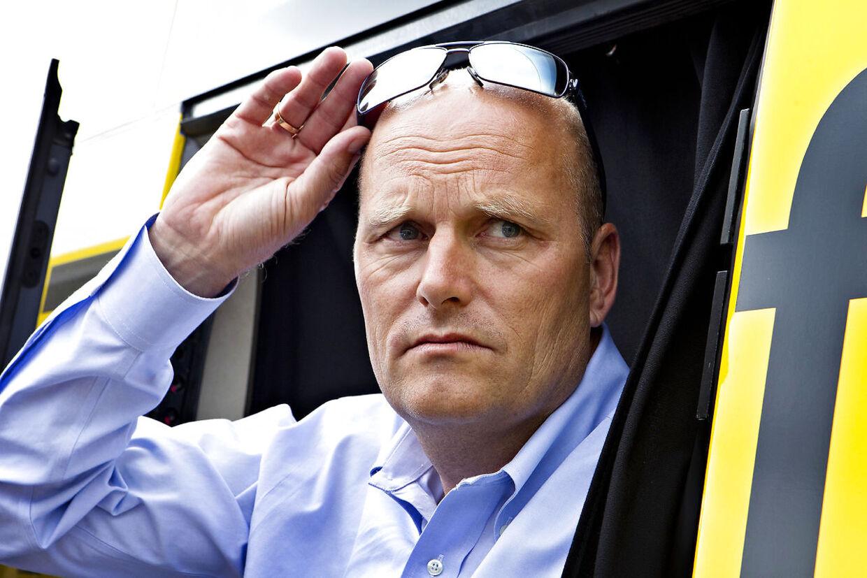Bjarne Riis' aftale med Discovery betyder ikke, at det er et endeligt farvel til TV2 Sport. »Man ved aldrig, hvad der sker i livet,« siger Bjarne Riis.