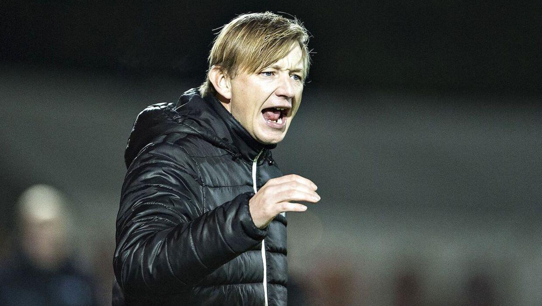 AaBs sportsdirektør Allan Gaarde.
