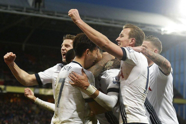 Tottenham er Morten Bruuns bud på en kommende engelsk mester