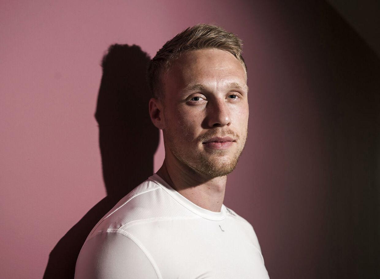 Nicolai Jørgensen, FC København.