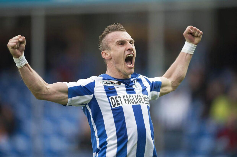 Martin Pusic er skiftet til FC Midtjylland.
