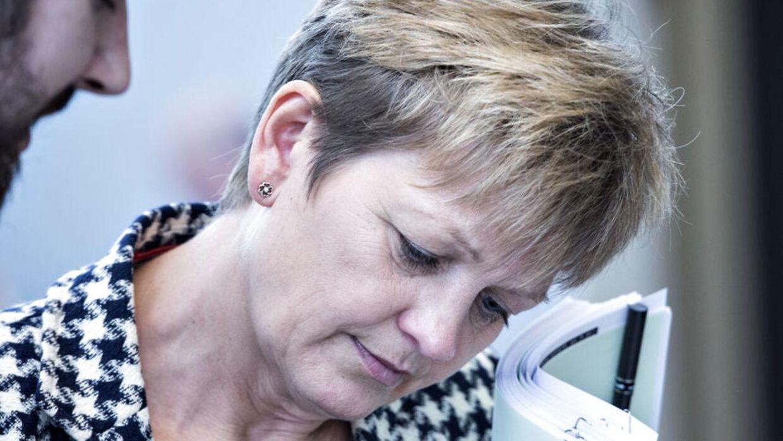 Eva Kjer får i dag skarp kritik fra flere kanter
