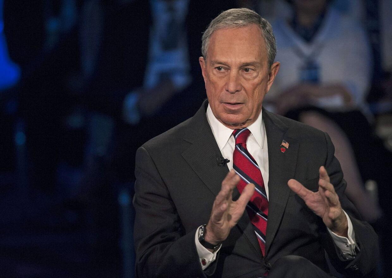 Michael Bloomberg kan snyde alle og ende som præsident.