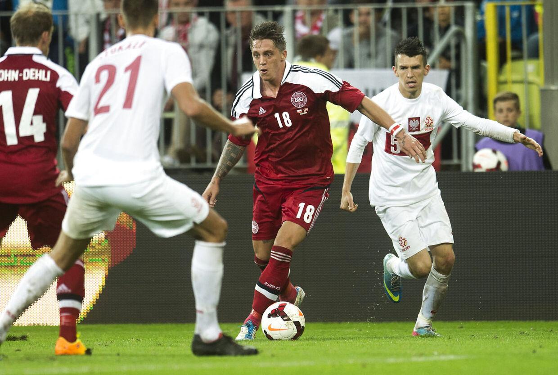 Danmark mod Polen