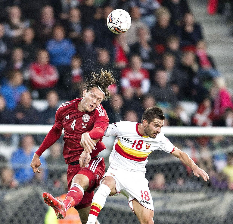 Danmark mod Montenegro