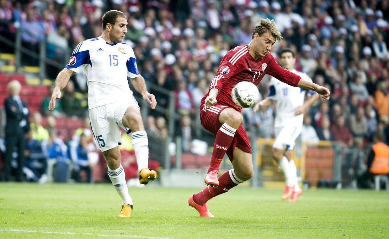 Danmark mod Armenien