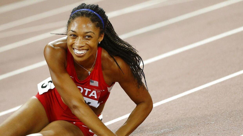 Allyson Felix får nu muligheden for at vinde dobbelt guld ved OL i Rio. Der bliver lagt en ekstra pause ind mellem 200 meter og 400 meter, så hun kan nå begge dele.