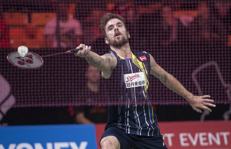 Jan Ø. Jørgensen er klar til semifinalen i French Open