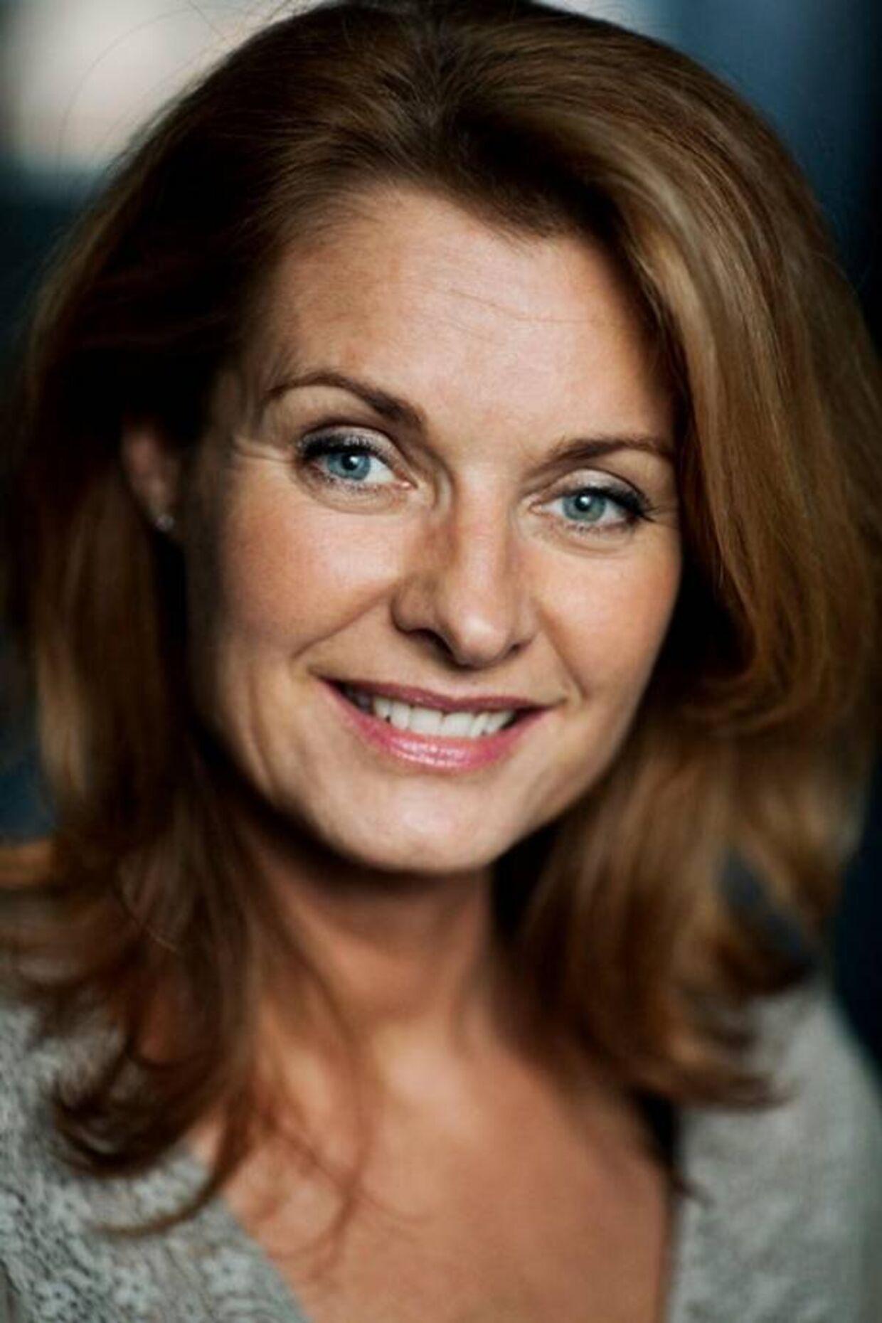 Den nye kvinde i Jes Dorphs liv hedder Mai-Britt Haurholm.