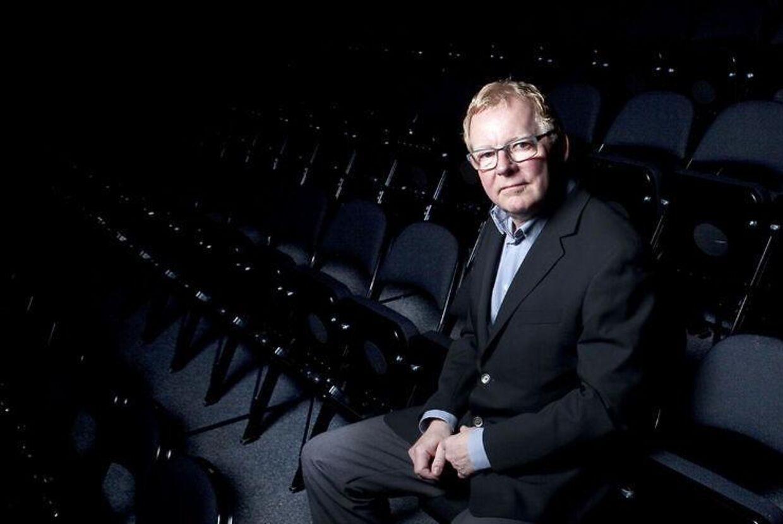 Erik Jacobsen, teaterchef på Det Kongelige Teater.
