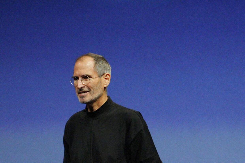 Steve Jobs døde d. 5 oktober.