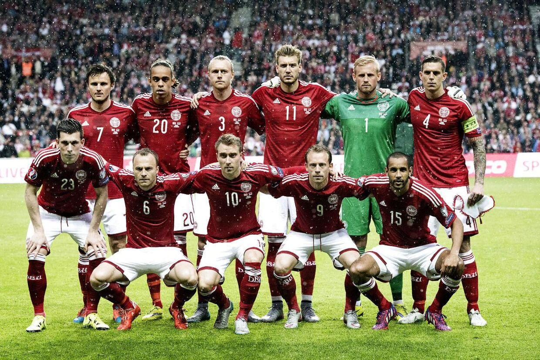 Danmark rykker fem placeringer frem på FIFAs seneste rangliste.