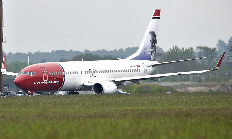 Norwegian. Arkivfoto