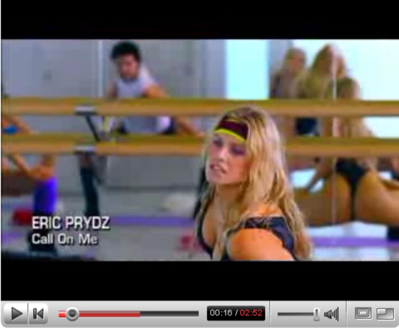 Eric Prydz' 'Call on Me' er den frækkeste video ifølge bt.dks brugere.