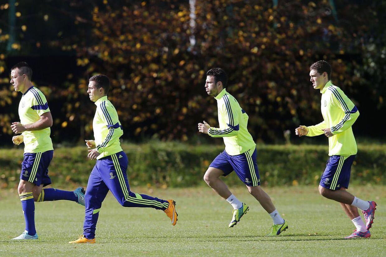 Andreas Christensen er i dialog med Chelsea om en ny kontrakt.