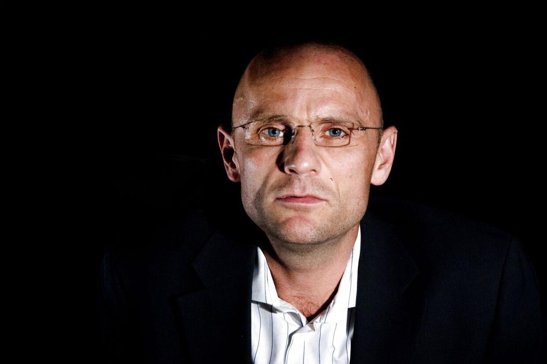 Her ses Se og Hørs tidligere chefredaktør Henrik Qvortrup (arkivfoto)