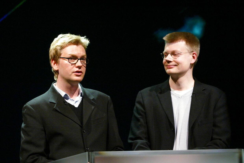 TV2's kanalchef Palle Strøm og chef for 'special forces' Keld Reinicke fratræder deres stillinger, oplyser TV2 i en pressemeddelelse. (Arkivfoto)
