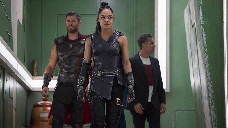 Valkyrie er den første biseksuelle filmfigur i Marvel-universet. (PR-foto/Marvel/Disney/IMDB)