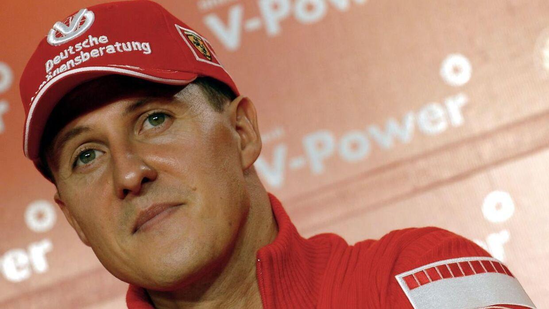 Michael Schumacher blev tilbage i januar 50 år.