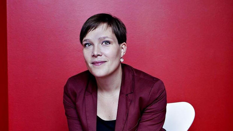 Astrid Krag fra Socialdemokratiet.
