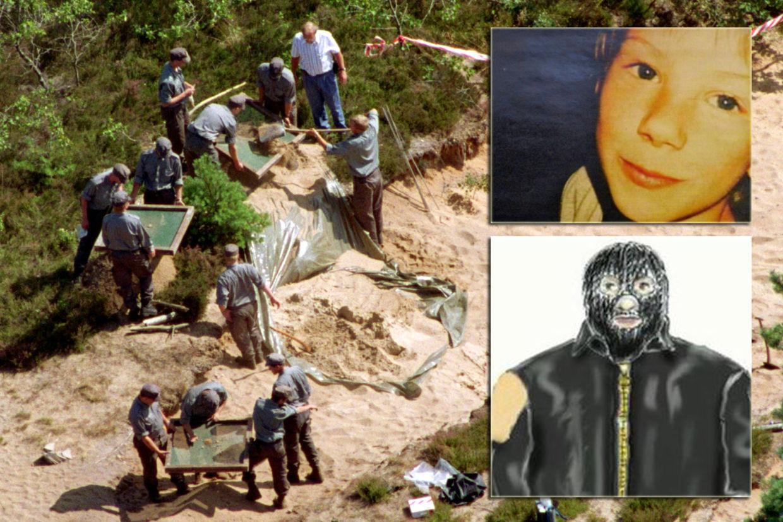 Liget af den otteårige tyske dreng Dennis Rostel blev i 1995 fundet nedgravet i en klitplantage nær Vinderup. På baggrund af vidneudsagn fik politiet dengang lavet en fantontegning af den såkaldte maskemand, der havde lejet et sommerhus i Jylland og gravet drengens lig ned. Han undersøges nu også angående Madeleine McCanns forsvinden.