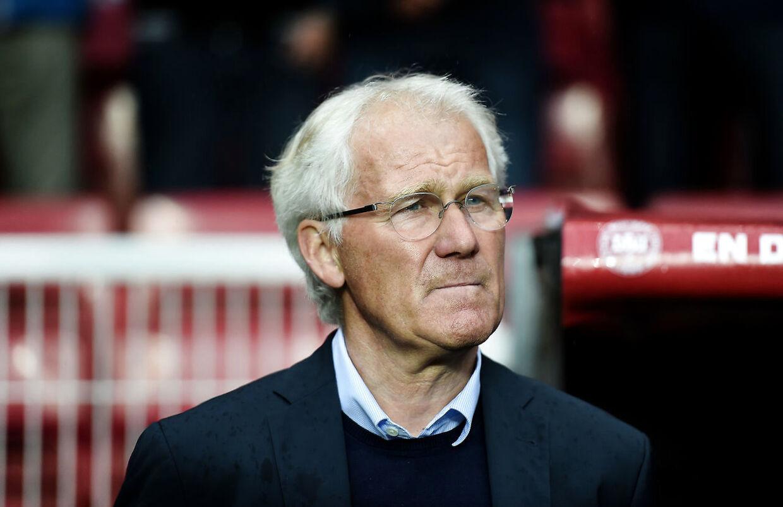 Morten Olsen er Danmarks længst siddende landstræner.