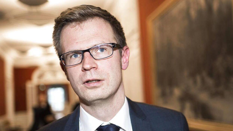 Benny Engelbrecht fra Socialdemokratiet (S).