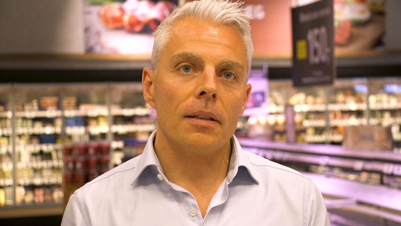 Veganeren Kenneth Bo vil gerne have indført en afgift på kød.