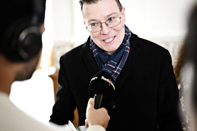 Kenneth Kristensen Berth kan ifølge Lars Trier Mogensen i værste tilfælde vinke farvel til sin plads i Folketinget