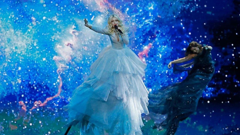 Ti lande blev tirsdag aften sendt videre til den store finale i Eurovision lørdag i Tel Aviv.
