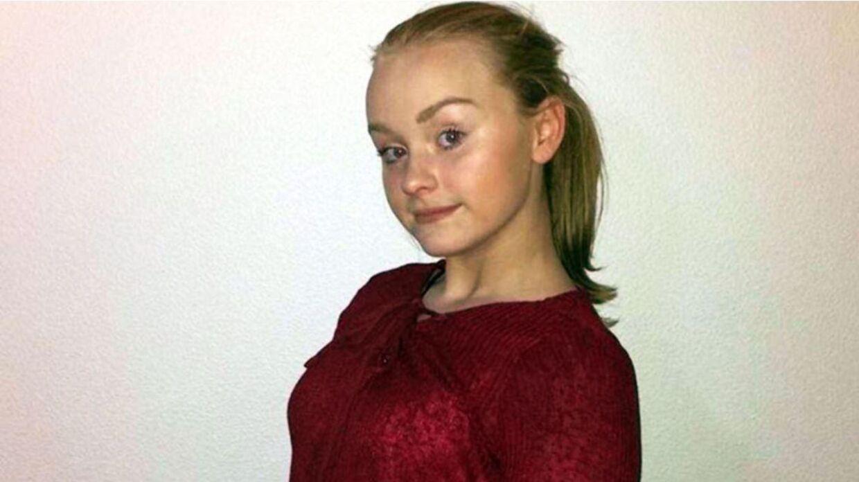 13-årige Sunniva Ødegård blev sidste år fundet død i Varhaug i det sydvestlige Norge. Foto: Privat