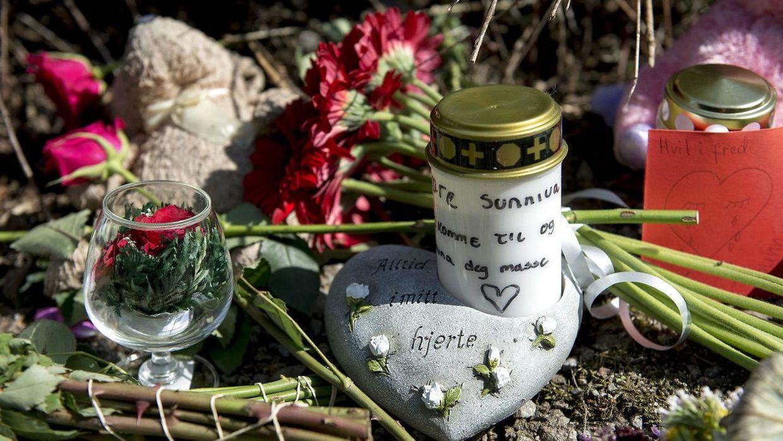 Sunniva Ødegård blev dræbt, da hun var på vej hjem fra en ven. Foto: Carina Johansen