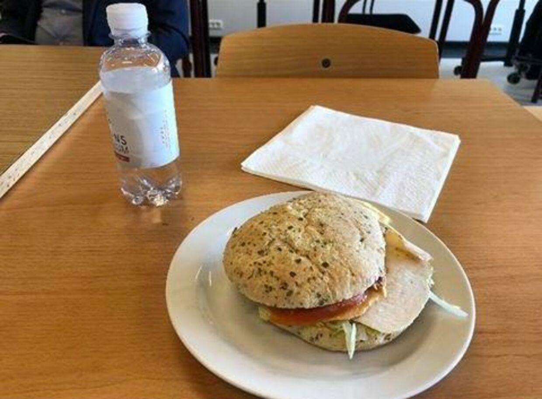 Alex Ahrendtsens frokost.