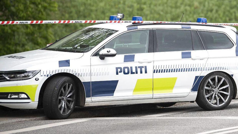 En 66-årig mand er fundet død på Viborgvej onsdag aften. Arkivbillede.