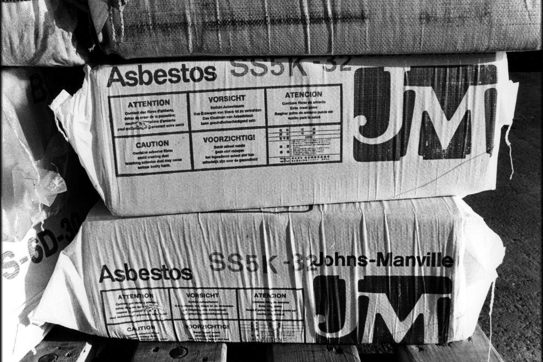 I 2017 fik 160 personer aggressive kræftsygdomme relateret til asbest. (Arkivfoto) Henning Bagger/Ritzau Scanpix