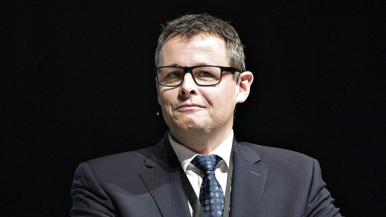 Borgmester i Herning Lars Krarup.