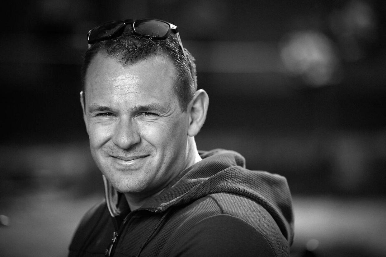 Tidligere cykelrytter Alex Rasmussen. Til BT