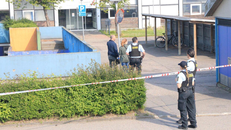 Knivstikker i Brøndby