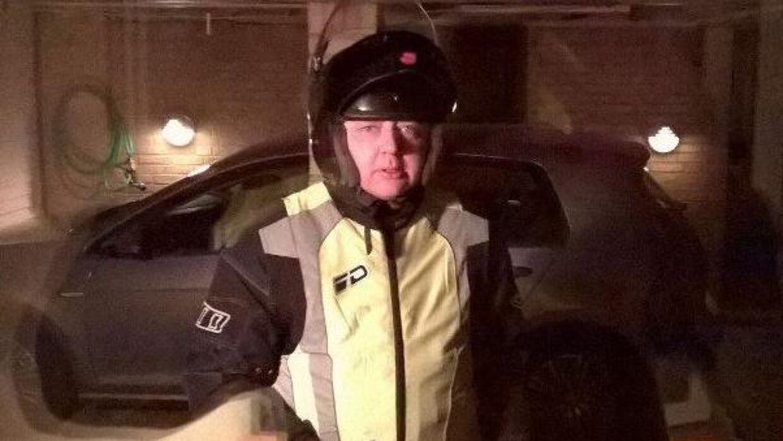 Syd- og Sønderjyllands Politi efterlyser 51-årige Bo Overgaard.