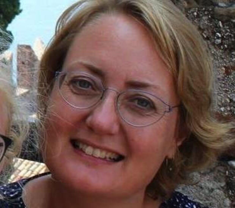 Klasselærer Elisabeth Holm.