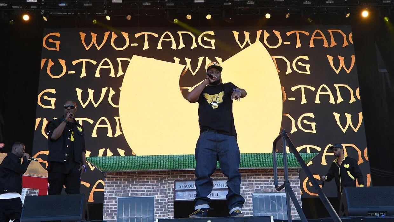 Wu-Tang Clan. ARKIVFOTO.