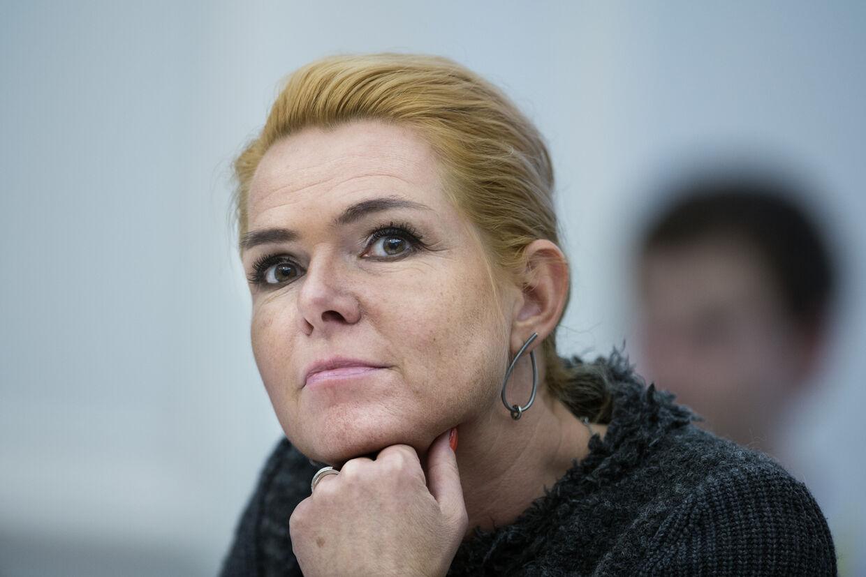 Inger Støjberg ser ingen problemer i den metode, hun har benyttet sig af. - Det er en mulighed, jeg har som minister, så der er ikke noget underligt i det, siger hun til avisen Danmark. (Arkivfoto). Liselotte Sabroe/Ritzau Scanpix