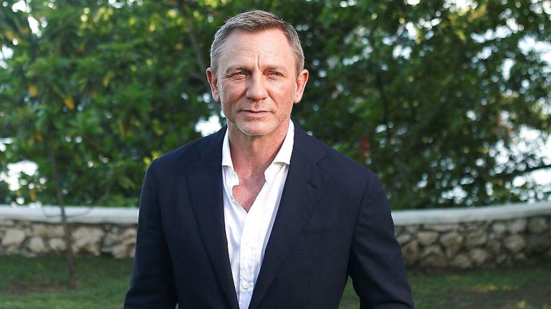 Daniel Craig skal opereres i sin ankel.
