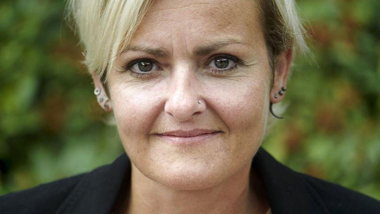 Socialdemokratiets Pernille Rosenkrantz-Thei.