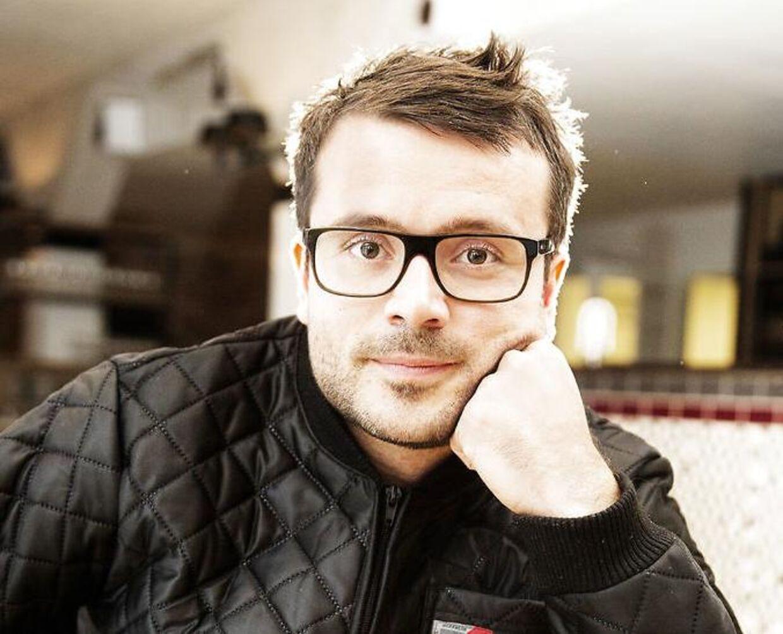 Christian Puglisi, ejer af Bæst.