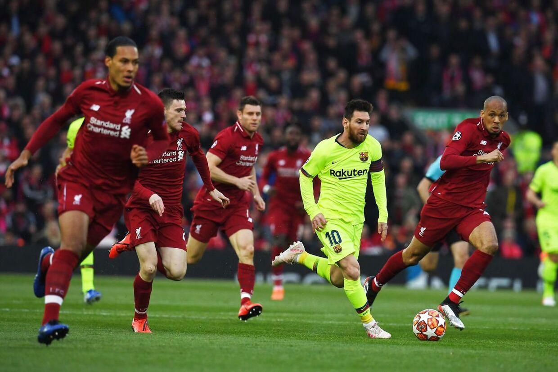 Lionel Messi og resten af FC Barcelona spillede en rædselsfuld kamp mod returkampen mod Liverpool. Derfor glippede Champions League-finalen endnu en gang for catalanerne.