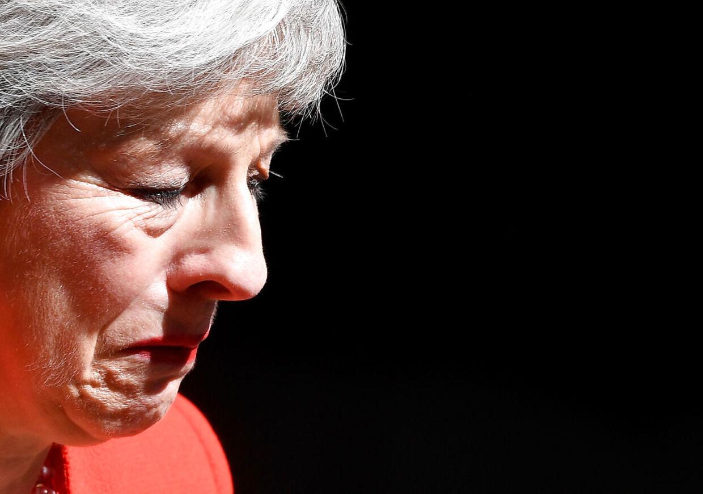 Fredag trådte den britiske premierminister Theresa May tilbage.